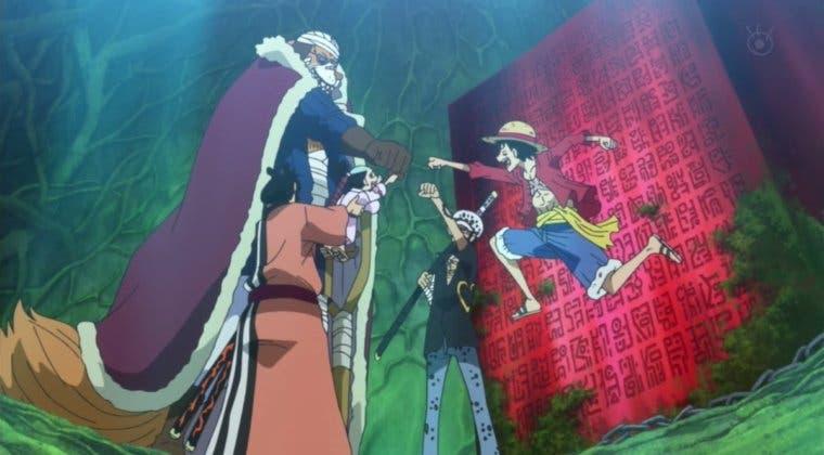 Imagen de Horario y dónde leer el capítulo 974 del manga de One Piece