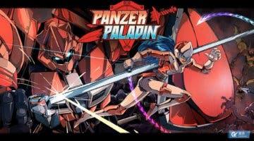 Imagen de El plataformas indie Panzer Paladin también llegará a Switch este verano