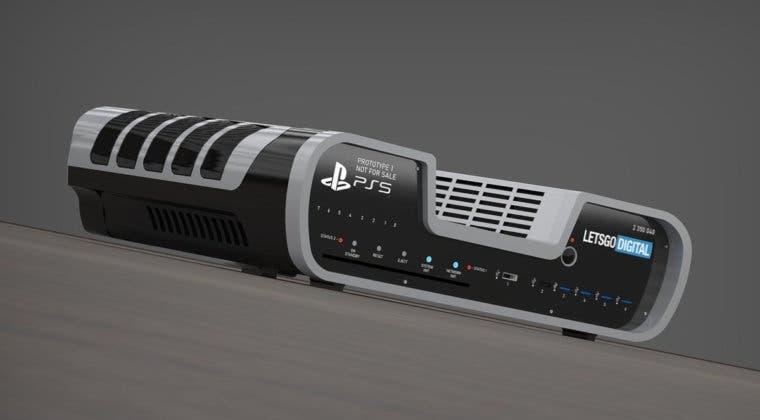 """Imagen de PlayStation 5 tiene la """"mejor arquitectura"""" de la historia de las consolas"""
