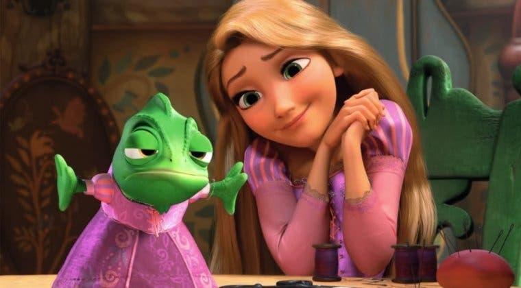 Imagen de Rapunzel sería otro de los 'remakes' en acción real que estaría preparando Disney