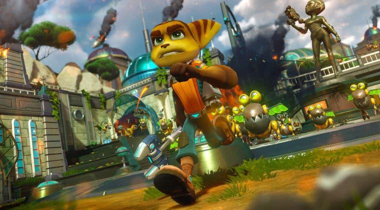 Imagen de Un nuevo Ratchet & Clank podría ser uno de los juegos de lanzamiento de PS5