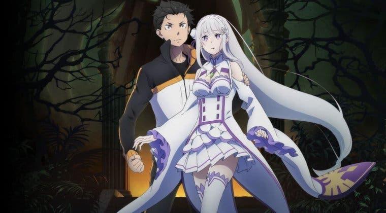 Imagen de Re:Zero anuncia cuántos episodios tendrá su segunda temporada