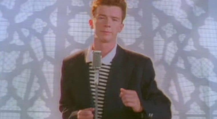 Imagen de Fortnite ya permite bailar al ritmo del clásico 'Rickroll'