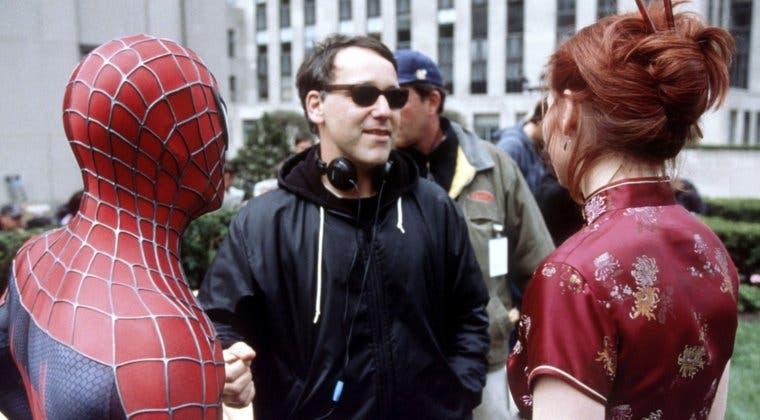 Imagen de Sam Raimi podría dirigir Doctor Strange 2