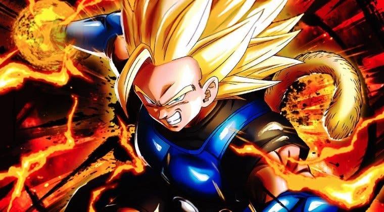 Imagen de Ilustran a Shallot, de Dragon Ball Legends, como un personaje más de Dragon Ball