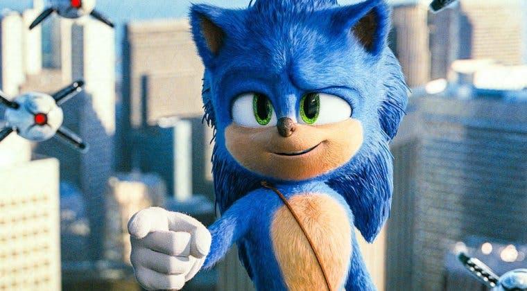 Imagen de Sonic 2 anuncia el fin de su rodaje con esta imagen