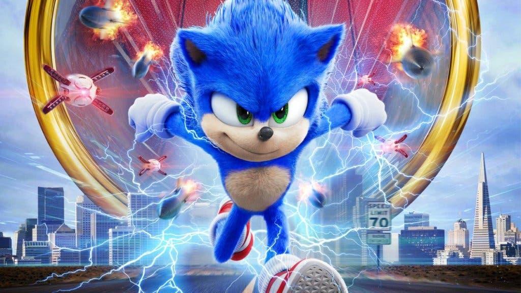 Imagen de Dwayne Johnson aparecería en una hipotética secuela de Sonic