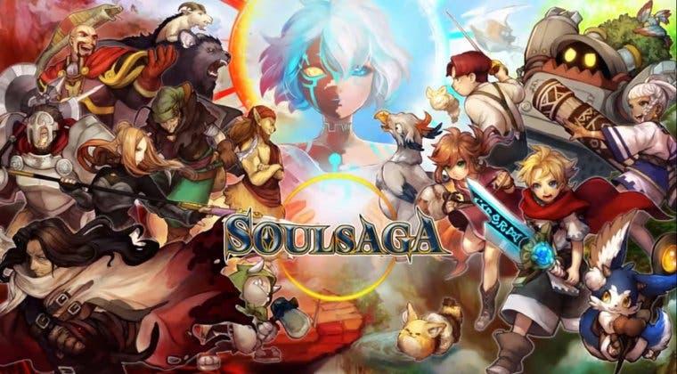 Imagen de Tras 7 años de desarrollo, el RPG Soul Saga debuta en PC con su acceso anticipado