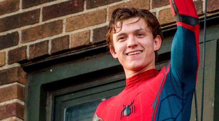 Imagen de Tom Holland ya conoce todos los spoilers de Spider-Man 3