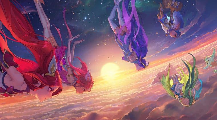 Imagen de Nuevos detalles sobre las composiciones de equipo de   TFT: Galaxias