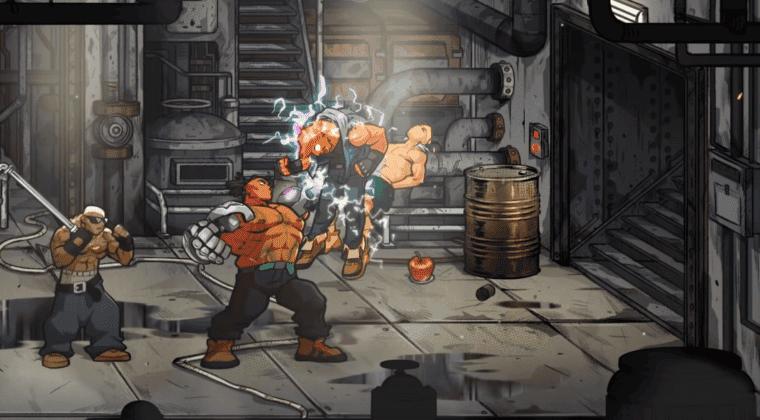 Imagen de Streets of Rage 4 concreta más su lanzamiento y detalla su multijugador