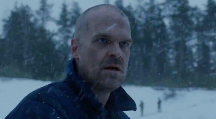 Imagen de Hopper regresa en el primer avance de la cuarta temporada de Stranger Things
