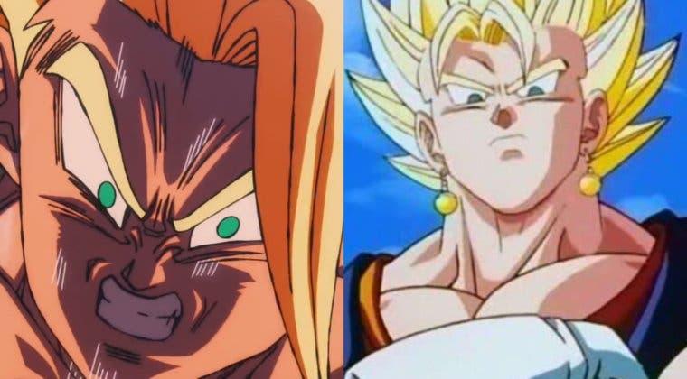 Imagen de Dragon Ball: Los mejores artes que verás de Super Gogeta y Super Vegetto