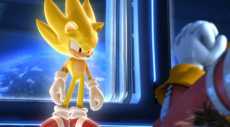 Imagen de Super Sonic estuvo a punto de aparecer en Sonic: La película