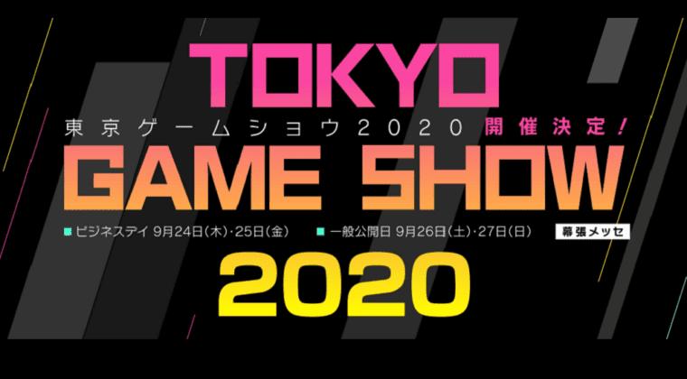Imagen de Tokyo Game Show 2020 abre su web oficial y presenta su lema oficial para esta trigésima edición
