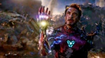 Imagen de Vengadores: Endgame - Así era el discurso final alternativo de Tony Stark