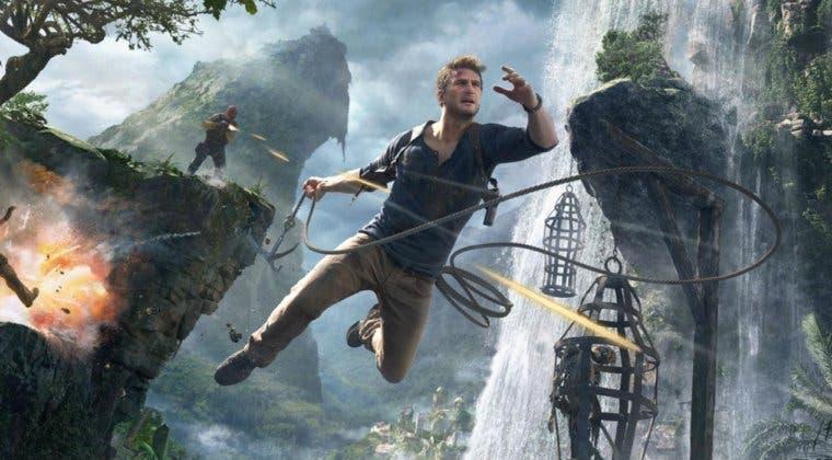 Imagen de Especulan con que Uncharted 5 o un spin-off estén en desarrollo para PS5