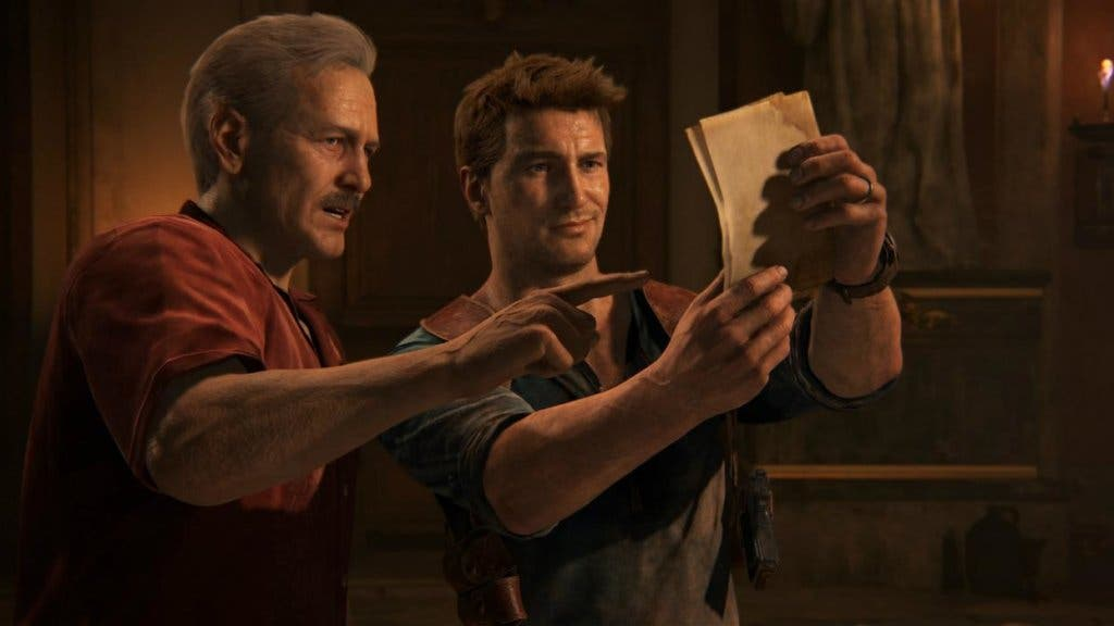 uncharted the last of us naughty dog