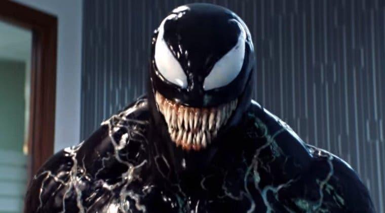Imagen de Venom 2: Tom Hardy vuelve a sugerir una aparición de Spider-Man en la película