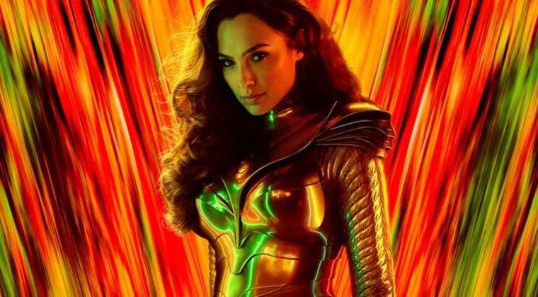 Imagen de Este objeto podría enlazar Wonder Woman 1984 y Liga de la Justicia