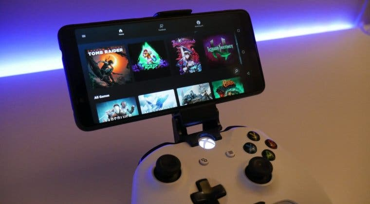 Imagen de xCloud permitiría retransmitir juegos de Steam y Epic Games Store