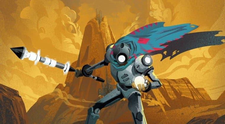 Imagen de Creature in the Well llega en marzo a Playstation 4