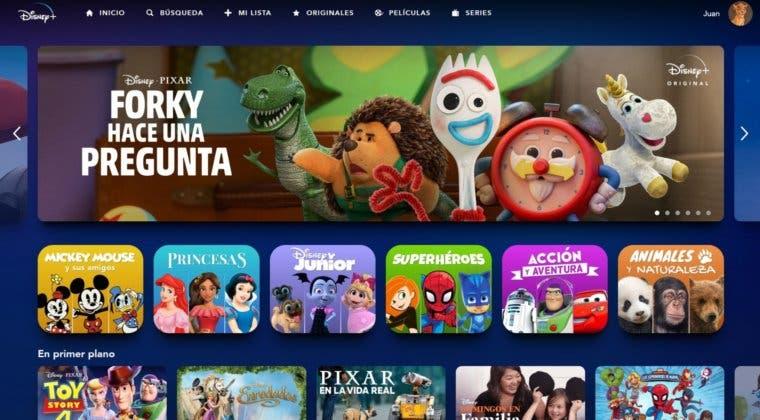 Imagen de Cómo crear un perfil infantil para niños en Disney Plus