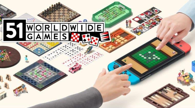 Imagen de 51 Worldwide Games llega a Nintendo Switch