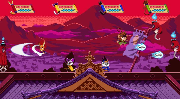 Imagen de Kemono Heroes ya está disponible en Nintendo Switch