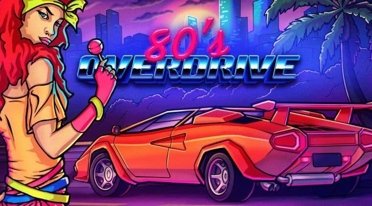 Imagen de 80's Overdrive confirma su lanzamiento en Nintendo Switch