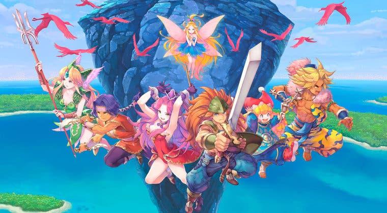 Imagen de Square Enix muestra más características de Trials of Mana en un nuevo gameplay