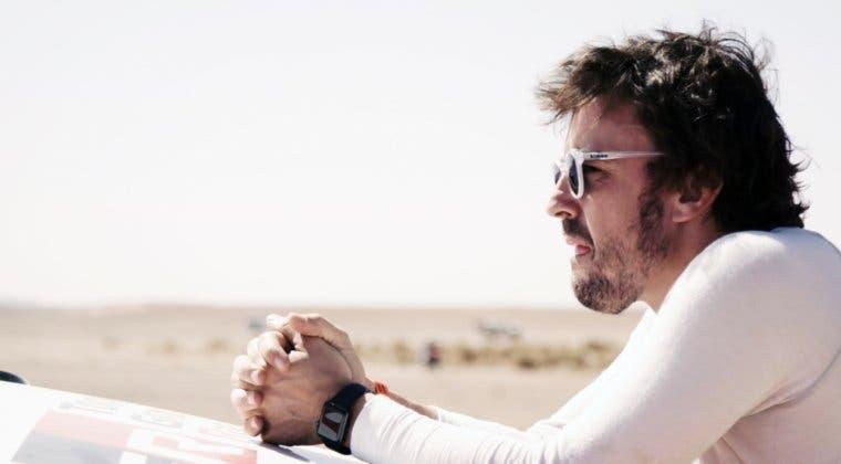 Imagen de Amazon Prime Video prepara una serie sobre Fernando Alonso