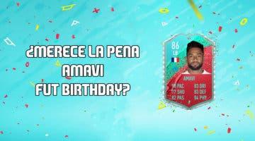 Imagen de FIFA 20: ¿Merece la pena Jordan Amavi FUT Birthday? + Solución de su SBC