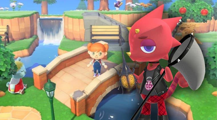 Imagen de Animal Crossing: New Horizons – Guía de bichos para septiembre (con lugar y hora)
