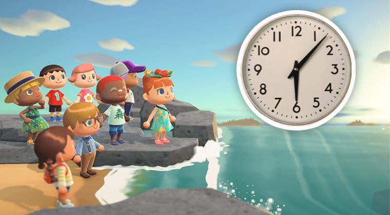 Imagen de Animal Crossing: New Horizons - ¿Qué ocurre al cambiar la hora o fecha?