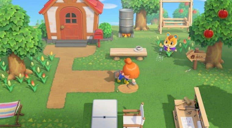 Imagen de Animal Crossing: New Horizons ya prepara su primera actualización