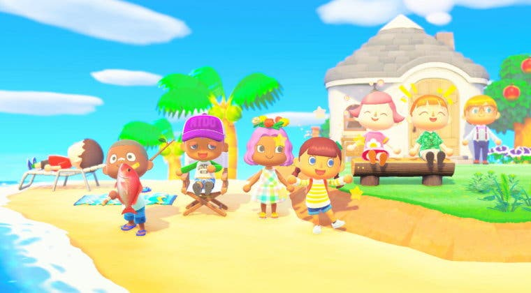 Imagen de Animal Crossing: New Horizons - Cómo jugar con amigos online y en modo local