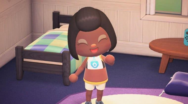 Imagen de Ya puedes vestir en Animal Crossing: New Horizons como los personajes de Pokémon Espada y Escudo