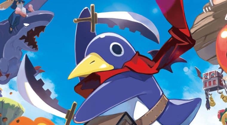 Imagen de Un nuevo vídeo nos presenta Prinny 1 y 2 en Nintendo Switch