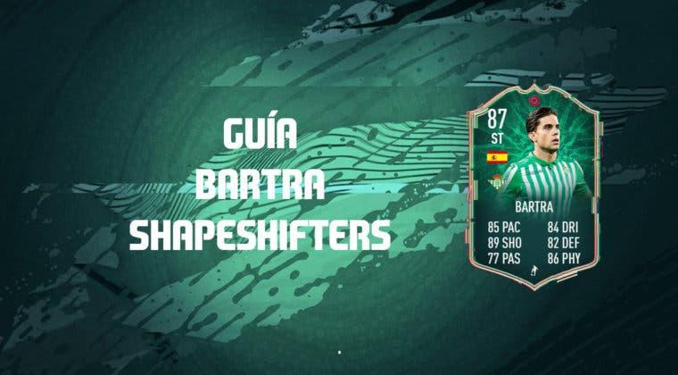 Imagen de FIFA 20: Guía para conseguir a Bartra 87 ShapeShifters