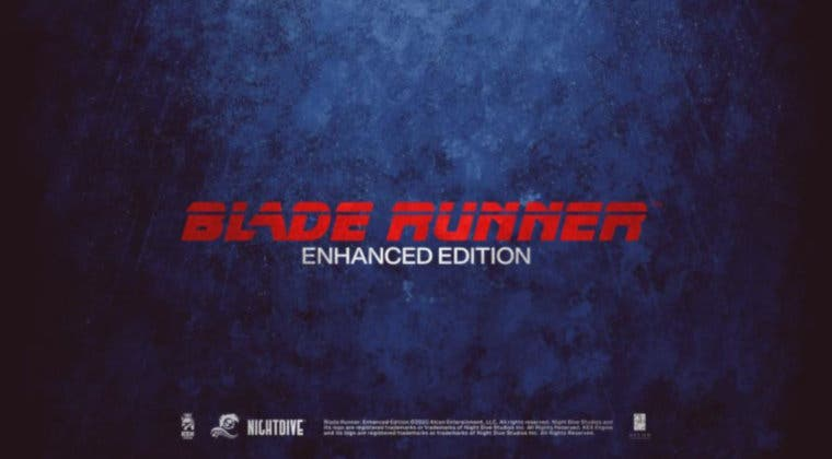 Imagen de Nightdive Studios anuncia Blade Runner: Enhanced Edition para PC, PS4 y Xbox One