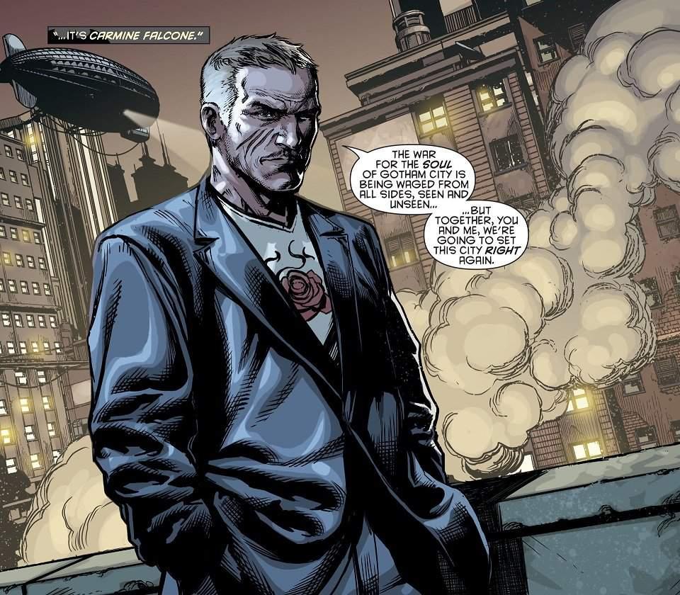 Carmine Falcone estará en The Batman