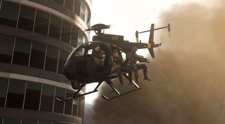 Imagen de Call of Duty: Warzone - Dónde encontrar helicópteros en el battle royale