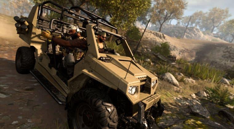 Imagen de Call of Duty: Warzone - Guía con todos los vehículos del juego y cómo utilizarlos