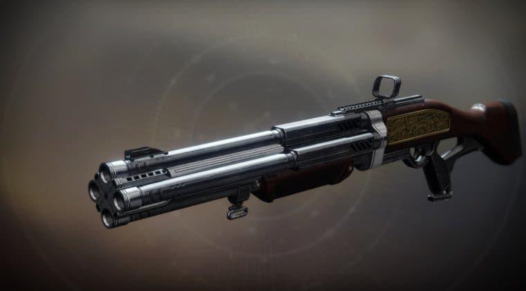 Imagen de Destiny 2: Cómo conseguir El Cuarto Jinete, la nueva excopeta excepcional