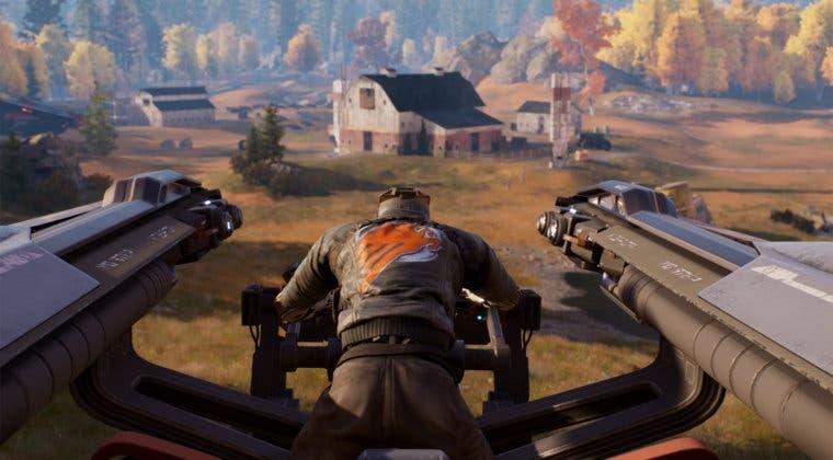 Imagen de El estudio tras Disintegration desea emular las experiencias de gameplay de Halo