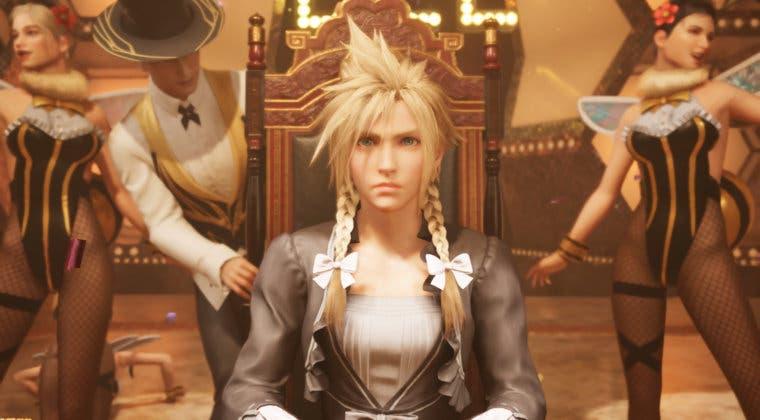 Imagen de Nuevas imágenes de Final Fantasy VII Remake nos dejan ver el mercado muro y más