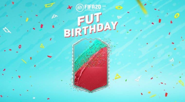 Imagen de FIFA 20: Este es el primer equipo del Fut Birthday