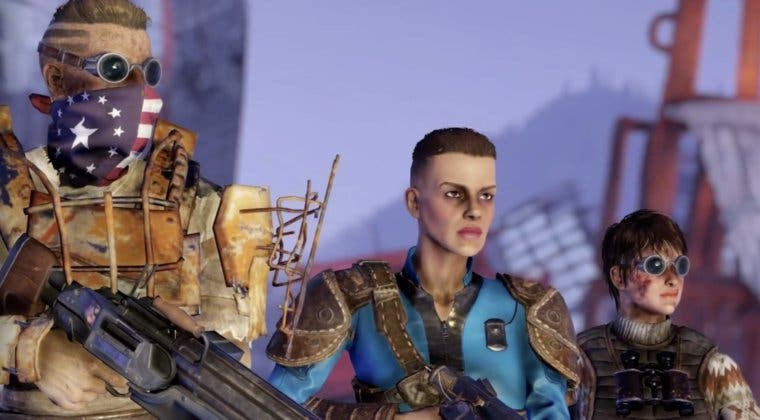 Imagen de Fallout 76 arroja más datos sobre la historia de Wastelanders, su próxima gran expansión