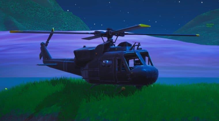 Imagen de ¿Helicópteros en Fortnite? Nuevas pistas apuntan a su llegada al juego